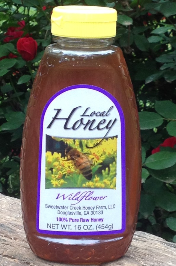 Local Wildflower Honey final